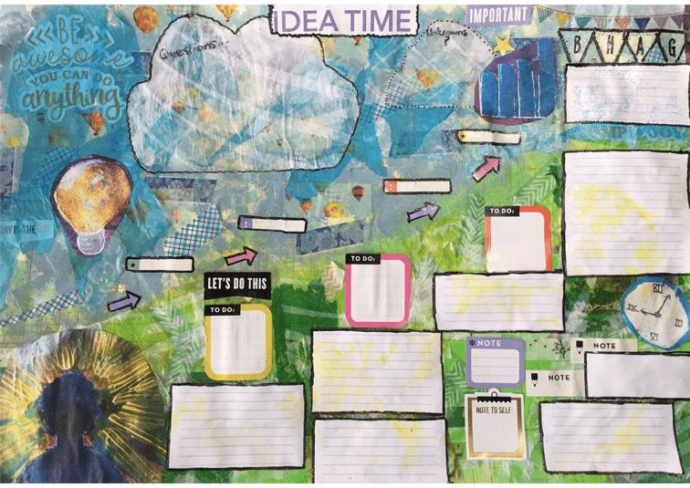 Dr Jo North; Idea Time; Creative Facilitation