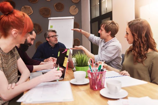 Creative facilitation skills